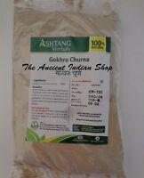 Ashtang Herbal, GOKHRU CHURNA, Tribulis Terrestris, 100g, Natural Herbal Powder