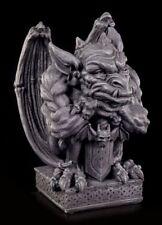 Gargoyle Figur mit Schwert groß - DEKO Fantasy Gothic