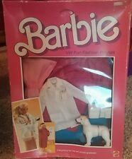 BARBIE VET FUN FASHION PLAYSET #9267- NIB - 1984