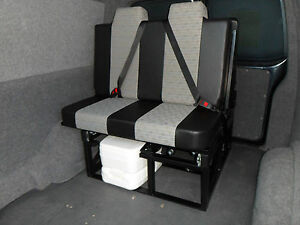 Standard 2 Seater Tested Rock & Roll Left Hand Drive Campervan Bed Seat