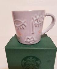 Starbucks Winking Siren Mermaid Demi Espresso Mug Mini Cup 3 fl oz NIB with BOX!