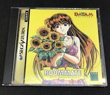 Roommate Summer Vacation For Japanese Sega Saturn System  *USA Seller*