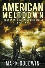 American Meltdown: Book Two of The Economic Collapse Chronicles (Volume 2) PB