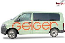 "Herpa VW T6 Bus ""geiger"" (944892)"