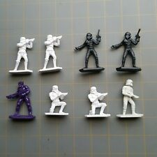 Star Wars Figures People Figurine Plastic Storm Troopers White
