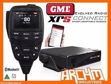 GME XRS-370C COMPACT HIDEAWAY - BLUETOOTH UHF RADIO- 80CH 5WATT 2 WAY CB