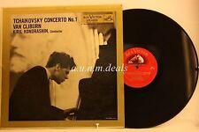 "Tchaikovsky -Concerto No.1-Van Cliburn- Kiril Kondrashin Rca Victor  LP 12"" (VG)"