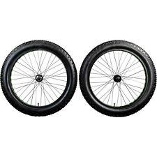 """Laufrad Fatbike 26 Zoll Galano Fatman 4.0 Komplettrad Set MTB Fatty Fat Tyre 4"""""""