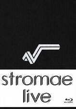 Racine Carrée Live [Blu-ray], New DVD, Stromae, Luc Junior Tam / Gautier & Leduc