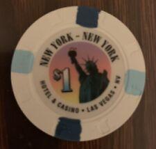 New listing Las Vegas New York New York Casino $1 Chip — Uncirculated Combining Ship 50% Off