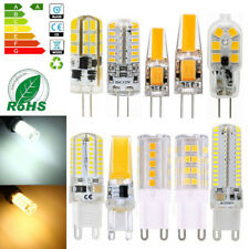 G4 G9 LED 3W 5W 6W 8W 10W SMD Globe Capsule Bulb COB Dimmable Lights 12V 220V