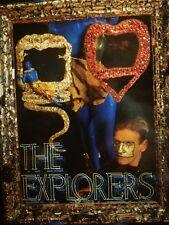 THE EXPLORES (PHIL MANZANERA)- EXPLORERS-king crimson - 1985