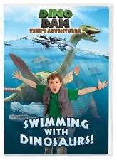 Dino Dan Trek's Adventure Swimming with Dinosaurs DVD w/Slipcover NEW SEALED