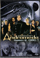 ANDROMEDA-Season 2-Disc1-KEVIN SORBO defends against militant hostile forces-DVD