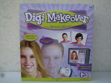 digi makeover appareil photo macchina fotografica tv toys girltech mattel I8020