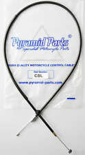 Pyramid Parts Clutch Cable fits: Yamaha RS125 DX (Disc) 76-81