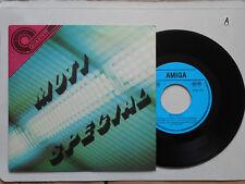 Moti Special.Cold Days,Hot Nights. Schallplatte  ST45 Vinyl