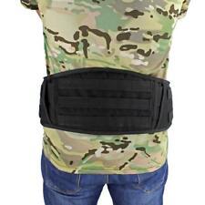 Tactical Molle Padded Patrol Belt Military Combat Battle Belt Waistband Hunting