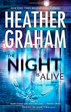 The Night Is Alive (Krewe of Hunters) by Heather Graham