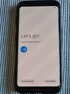 Samsung Galaxy S8 Sm-g950 64gb Smartphone - Black, Unlocked