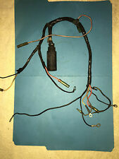 Mercury/Mariner 40 HP 4 Cylinder 2 Stroke wiring Harness 1989 To 1997