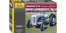 "Heller 81401  Ferguson TE-20 ""Petit Gris"" Farm Tractor plastic model kit 1/24"