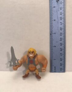 Masters Of The Universe He-Man Figure Loose MOTU