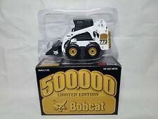 Bobcat 500K Gold 773 Compact Skid Steer Loader Diecast 1:25 Scale Model NIB