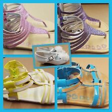 NEW wholesale LOT 10 Mixed baby toddler GIRL Shoes Sandals Slippers