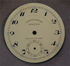 Dial Background pocket watch Email Enamelled Former Boulogne Chronometer 51