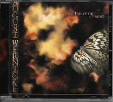 FALL OF THE LEAFE-AUGUST WERNICKE-CD-melodic-death-folk-in the woods-agalloch