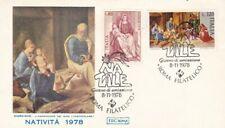 Italia 1978 F.D.C. 1433-34