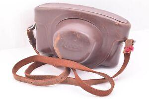 Vintage! Camera Leather Case for nicca  type 3s IIIs 3-s 3f 3-f  IIIf #92288