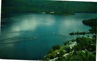 Vintage Postcard - Aerial View Of Lake Dunmore Vermont VT Un-Posted #923