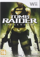 Tomb Raider: Underworld (Nintendo Wii, 2008)