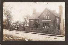 More details for cheshire-warburton-lymm-the post office. warrington 1906. smashing rp.