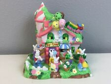 Cottontale Cottages Easter Springtime Toy Shop