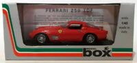 Box Model 1/43 Scale Diecast 8424 - Ferrari 250 TDF Prova - Red
