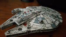 Pro built Star Wars The Force Awakens Millennium Falcon
