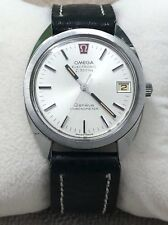 Rare Omega F300hz Geneve Watch, Full Service + Free Warranty up to 12 Months