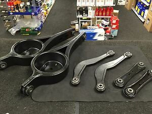 FORD GALAXY S-MAX MONDEO MK4 REAR UPPER LOWER SUSPENSION TRAILING PAN ARM