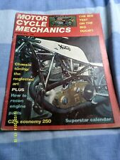 "Motorcycle Mechanics(march75)CZ250/Ducati 850GT/RD250&350 Service/KH500 Fork""s"