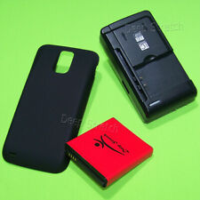 5560mAh Extended Battery Cover Charger for T-Mobile Samsung Galaxy S II T989 USA
