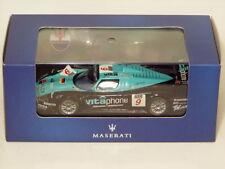 IXO Maserati Diecast Sport Cars