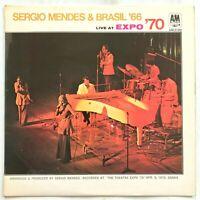 SERGIO MENDES & BRASIL 66 - Live At Expo '70  AMLS 989 / VG+/VG+