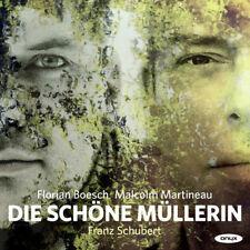 Florian Boesch, F. Schubert - Die Schone Mullerin [New CD]