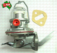 CHEAP POST!! Tractor Fuel Lift Pump Ford Fordson Major Power Major Block Mounted