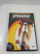 NEW Mad Dogg Athletics Spinning Spin and Sculpt DVD FREE SHIPPING