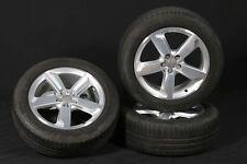 8R0601025BA Audi Q5 8R 19 Zoll Alufelgen Michelin Sommerreifen 235 55 R19