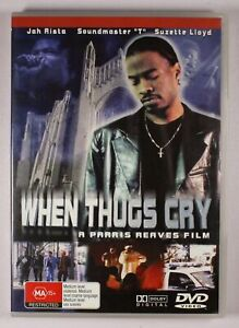 When Thugs Cry DVD FREE POST